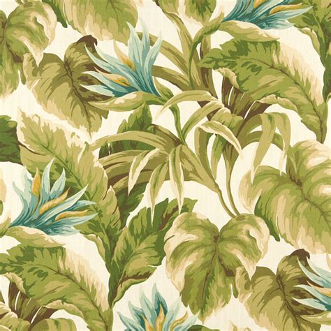 Tropical Upholstery Fabric E337 Outdoor Fabric Tropical Outdoor Fabric