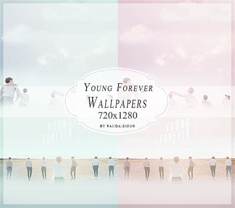 wallpaper bts young forever bts young forever wallpapers by pai by siguo on deviantart