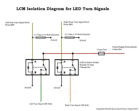 led turn signal schematic led free engine image for user