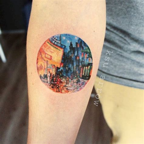 art inspired tattoos 14 classical inspired tattoos you never knew you