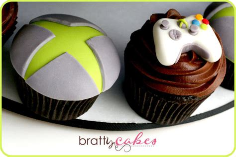 gaming cupcakes  game app developers cupcakes gallery