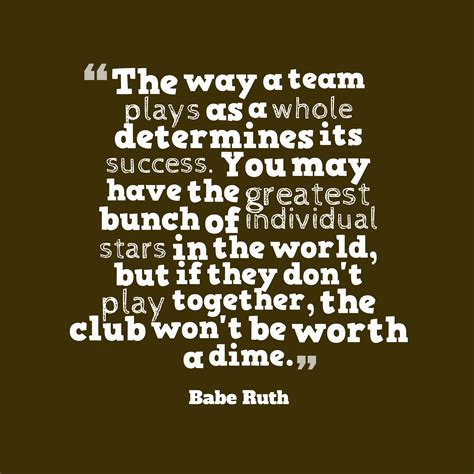 team quotes team quotes quotes of the day
