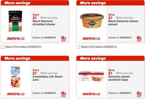 printable grocery coupons quebec new metro quebec printable grocery coupons canadian