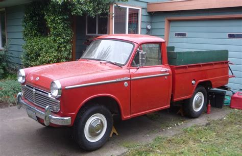 old nissan truck models curbside classic 1977 datsun king cab pickup 620 yes