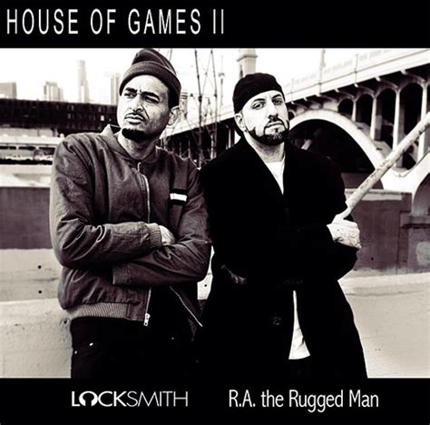 Ra The Rugged New Album by One Stroke At A Time House Of Ii Locksmith Feat