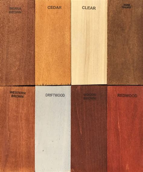 stained wood colors wood tung linseed stain semi transparent resist uv