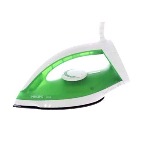 Setrika Philips Gc122 jual philips gc122 setrika hijau harga