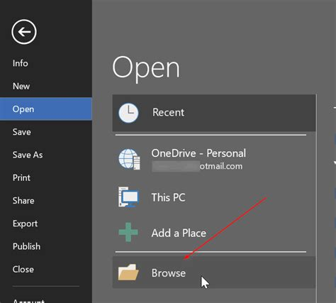 repair office word documents using office 365 office 2016