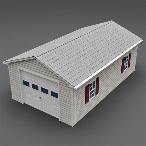 3d garage 3d garage v4 model