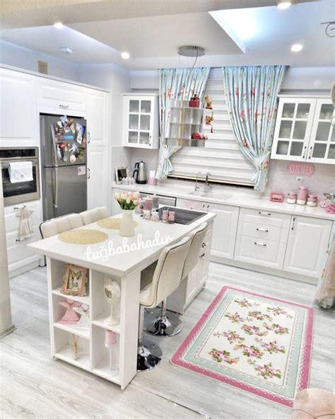 Lu Hias Sudut cara dekorasi ruang dapur rumah shabby chic minimalis 2017