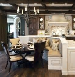 15 best images about kitchen island banquette on