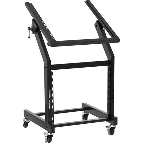 ultimate support js srr100 rolling rack stand 16804 b h photo