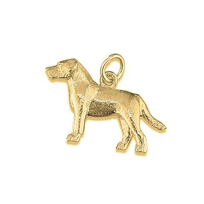 labrador gold charm charms direct