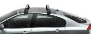 Renault Roof Box Genuine Renault Modus Grand Modus Roof Rack Bars