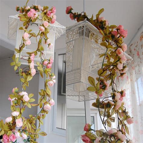 artificial flower decoration for home wedding decoration vintage retro artificial flower silk