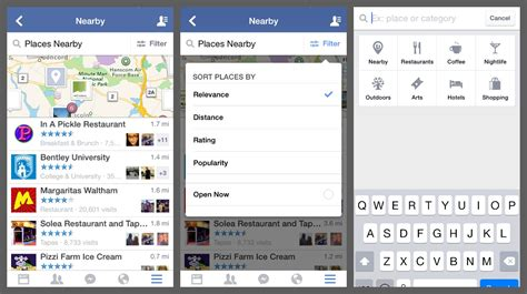 Search Nearby Social Media Tips Business Settings Constant Contact Blogs