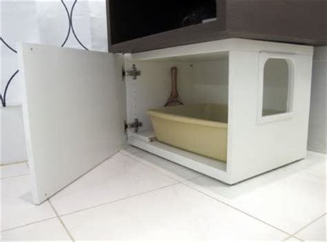 besta litter box 11 simple diy kitty litter boxes and loos from ikea units
