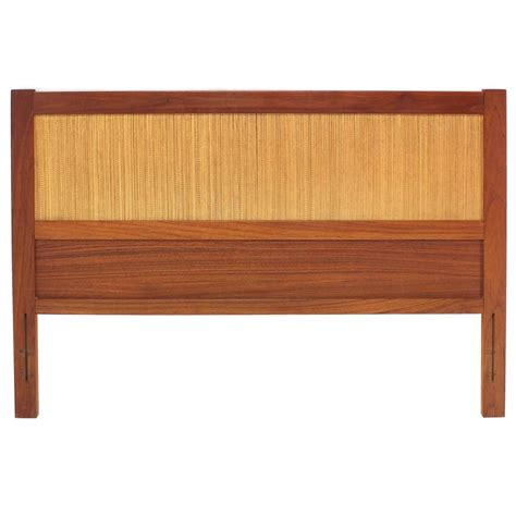 teak headboard danish modern full teak headboard bed for sale at 1stdibs