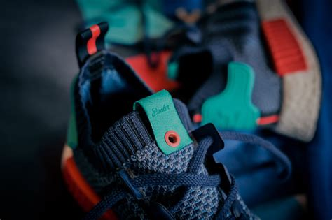 Adidas Consortium Nmd Pk X Packer Adidas Consortium X Packer Nmd Runner Pk The Drop Date
