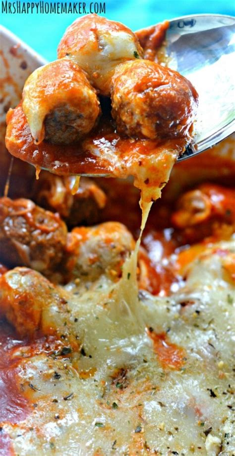 meatballs the only cookbook you need to prepare delicious meatballs everyone will books meatball parmesan casserole mrs happy homemaker
