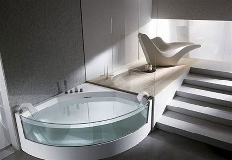 glass bathtubs how to make glass bathtubs work kitchen bath trends