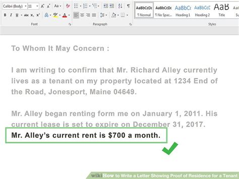 Letter From Landlord Confirming Rent Paid letter from landlord confirming rent paid 28 images how to write a landlord letter for proof