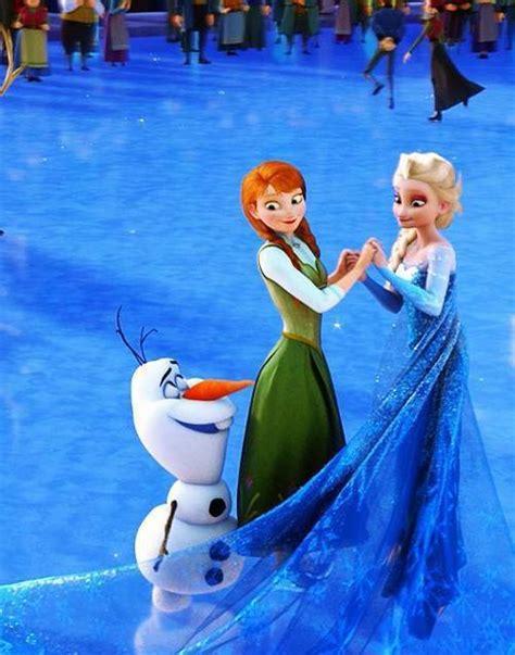 tutorial gambar elsa frozen gambar foto anna elsa frozen 1 lu kecil