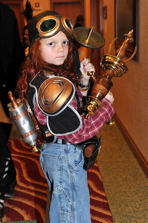 creative steampunk costume ideas