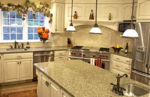 repair and replace kitchen counters to stay on top of
