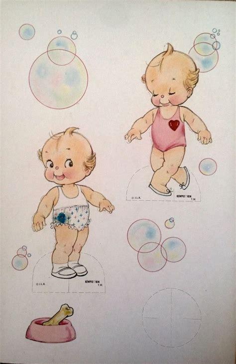 kewpie book 1000 images about dolls paper kewpie on