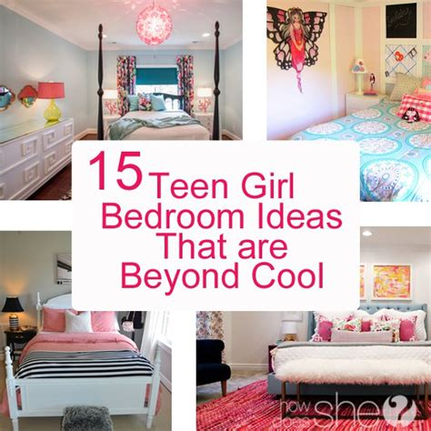 ideas for a girls bedroom teen girl bedroom ideas 15 cool diy room ideas for
