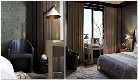 stylish interior design project inspired  kelly