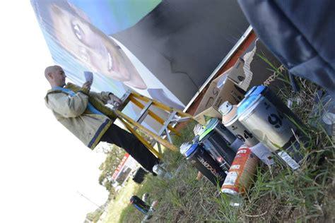 spray painter goulburn hastie s spray mp responds to graffiti attack goulburn post