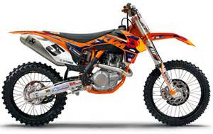N Style Ktm Graphics New Bull Ktm Factory Graphics Kit From N Style