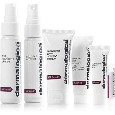 Ulta Dermalogica Skin Detox Set by Age Smart Kit Ulta