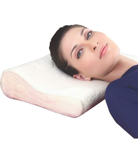 flamingo memory foam pillow universal available at
