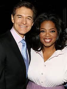 How oprah reacted to news of dr oz s colon cancer scare health dr