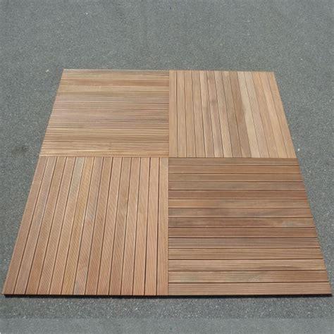 Fliese 3m X 1m by 1 X Bangkirai Fliese 1 X 1 M Terrassenfliese Holz