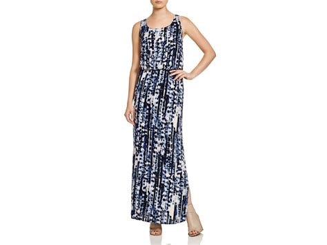 Beachlunchlounge Maxi by Lunch Lounge Sue Tie Dye Maxi Dress Bloomingdale S Exclusive In Blue Lyst