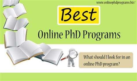 Top Doctoral Programs In Business 2 by Best Phd Programs Infographic Visualistan