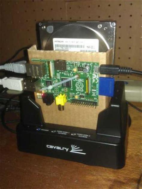 L Server Raspberry Pi raspberry pi the home server linux journal