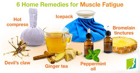 6 home remedies for fatigue