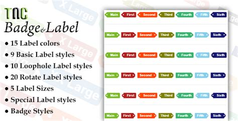 bootstrap label layout tnc badge label responsive multi purpose css by