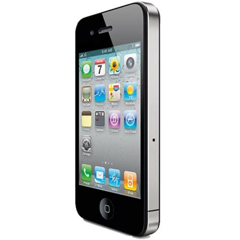 Apple 4 32gb Cell apple iphone 4 32gb bluetooth itunes pda phone verizon excellent condition used cell phones