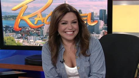 is rachael ray pregnant in 2015 rachael ray surprises bay area superfan abc7news com