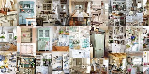 cucine shabby cucine shabby chic 100 foto da ammirare tanti dettagli