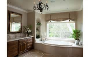 s bathroom design: traditional bathroom decor valance ideas roman shade mosaic stone