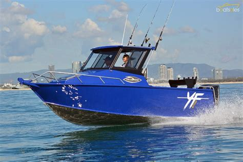 yellowfin boats any good quintrex yellowfin 6700 hard top review