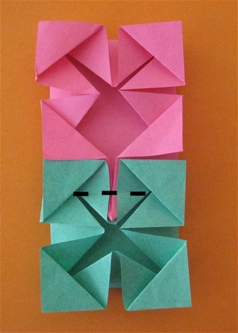 Origami Picture Frame - how to make an origami picture frame and a photo album