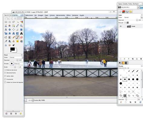 imagenes vectoriales con gimp gimp descargar